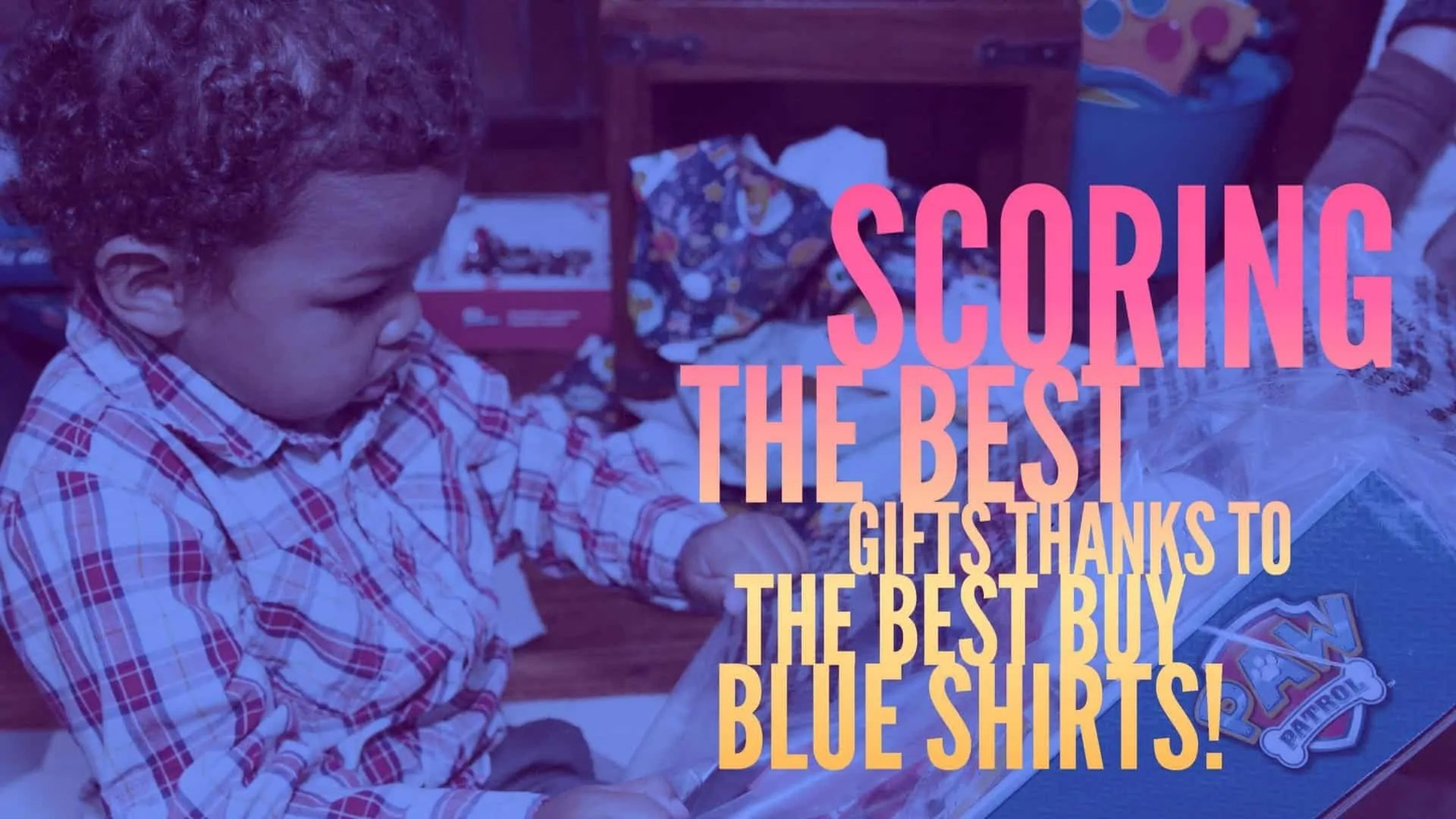 Scoring the Best Gifts Thanks to the Best Buy Blue Shirts! (Featured Image)