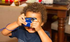 Making Memories Aplenty with the FujiFilm FinePix XP120! — My Preschooler Using the XP120