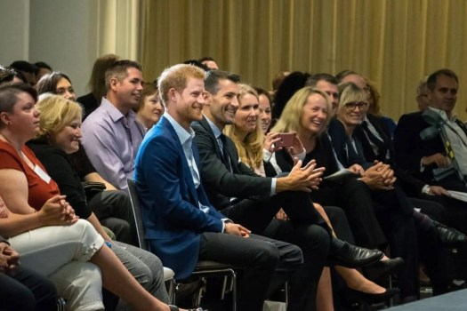 We Stand on Guard for Thee — Scotiabank and the True Patriot Love Symposium — Prince Harry