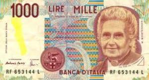 Exchange Italian Lira Banknotes 4 CASH Fast Payment