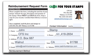 get-cash-for-your-stamps-form-screenshot