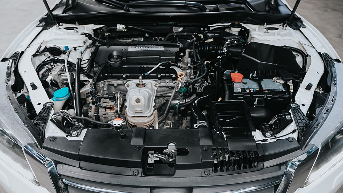 honda accord engine replacement cost