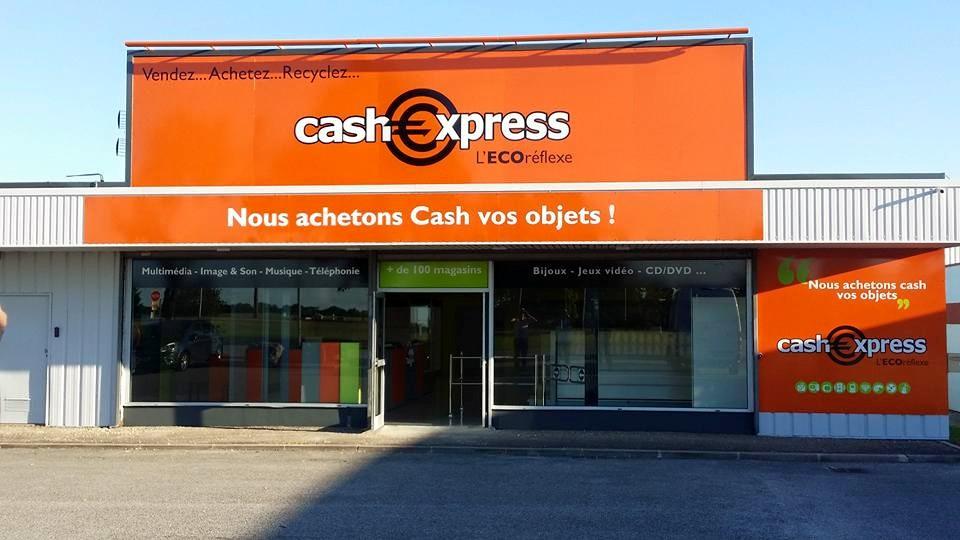 LANGRES Magasin Cash Express
