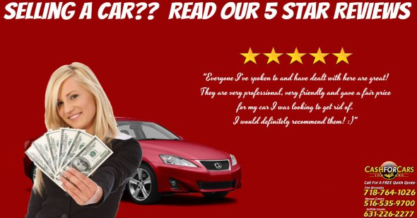 Cash For Cars Reviews 631-226-2277