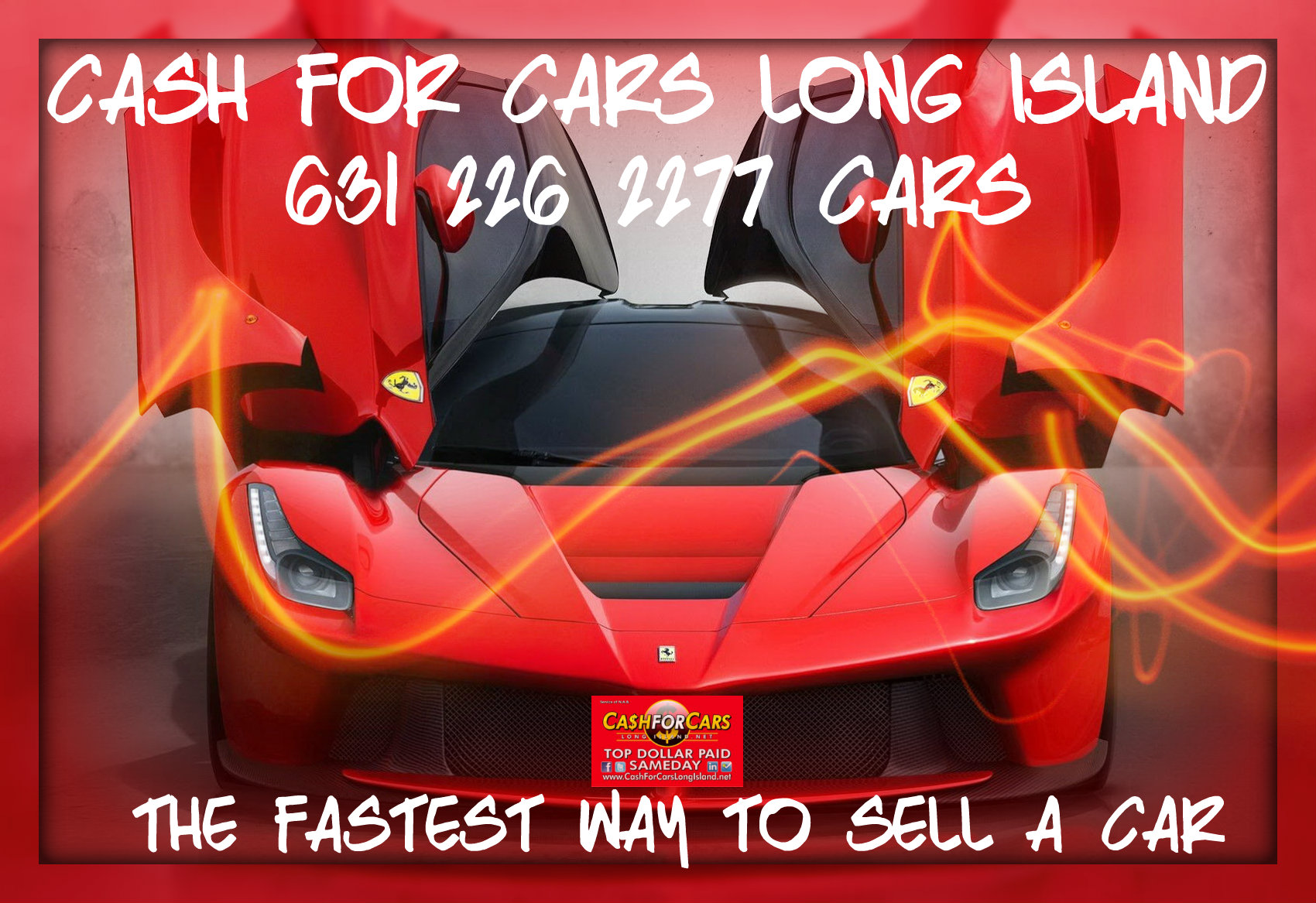 Junk My Car For Cash Long Island - Cash For Cars | Sell My Car ...