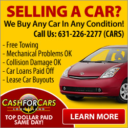 selling a car on long island get a free car appraisal cash for cars sell my car junk my. Black Bedroom Furniture Sets. Home Design Ideas
