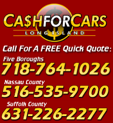 Cash For Cars Long Island Contact Numbers