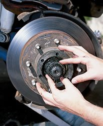 Maintain Wheel Bearings