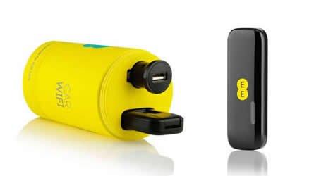 EE Buzzard in-car 4G Hotspot