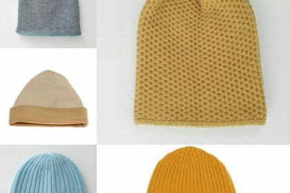 Il berretto in puro cashmere: il must have dell'inverno 2016