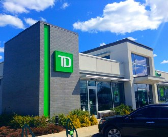 TD Bank hours