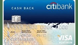 สมัครบัตรบัตรเครดิต ซิตี้แบงก์_Cashback_Platinum