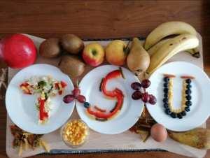 FunWithFood Tsu Social Tsuniverse food art foodart, Tsu Social, RethinkFIT, TsuArt