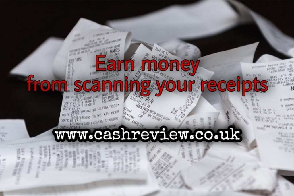 Scan Your Receipts, Earn Money With Storewards App