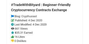 Publish0x TradeWithBitYard