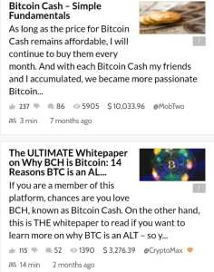 read.cash article earning thousands