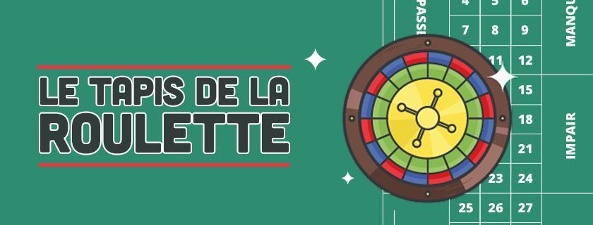 tapis roulette l 5 astuces pour gagner