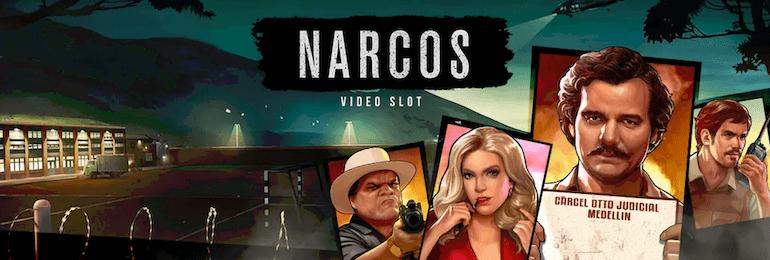 Narcos online spēļu automāts