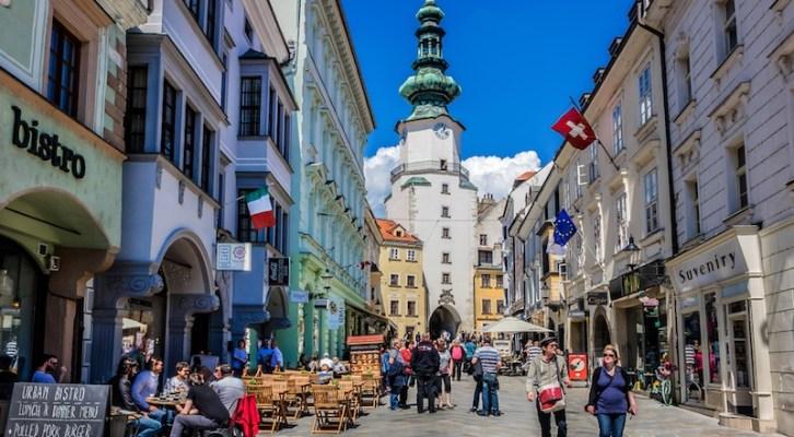 Bratislava mayor digs himself a budget hole