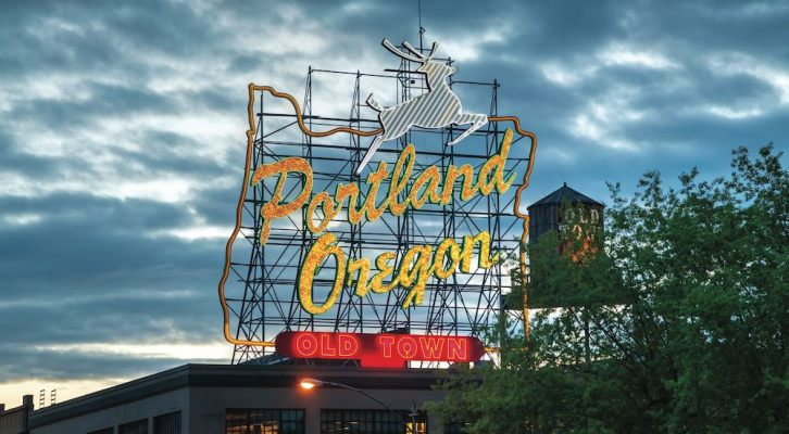 Tentative first step taken on road to Oregon inter-tribal casino