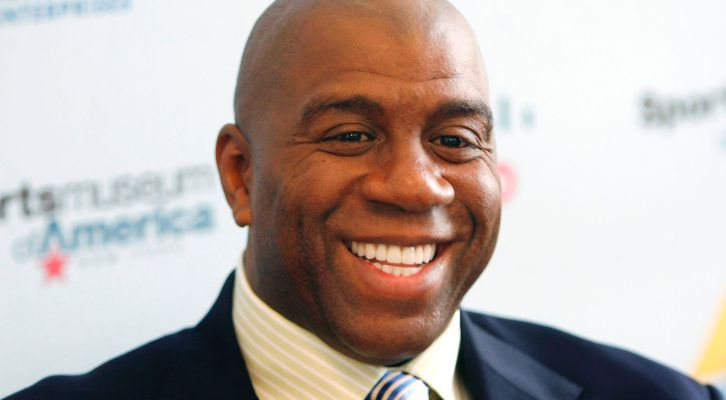 Magic Johnson suggests nationwide sports betting could be on the horizon
