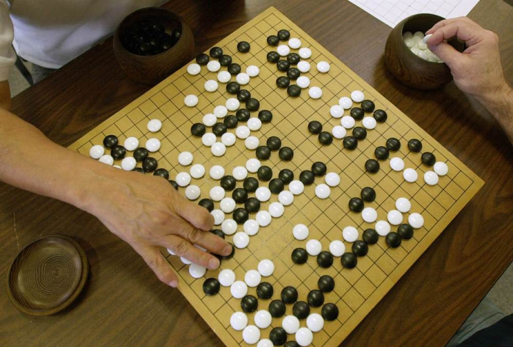 Chinese game Go