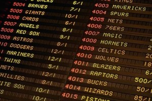 Sports betting arbitrage odds