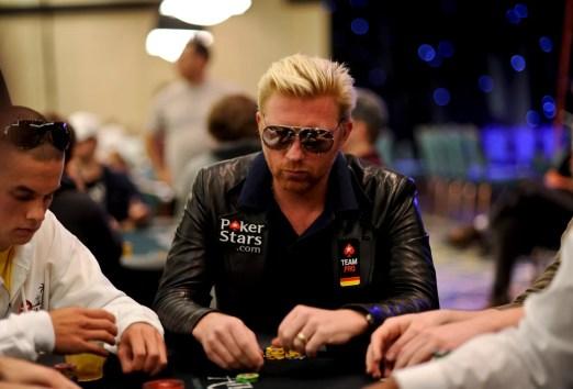 Team PokerStars Pro Boris Becker represented at the World Series of Poker this month.