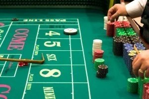 Shooting craps rules