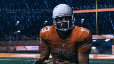 Devin Wade, the main character from the Madden 18 Longshot story mode