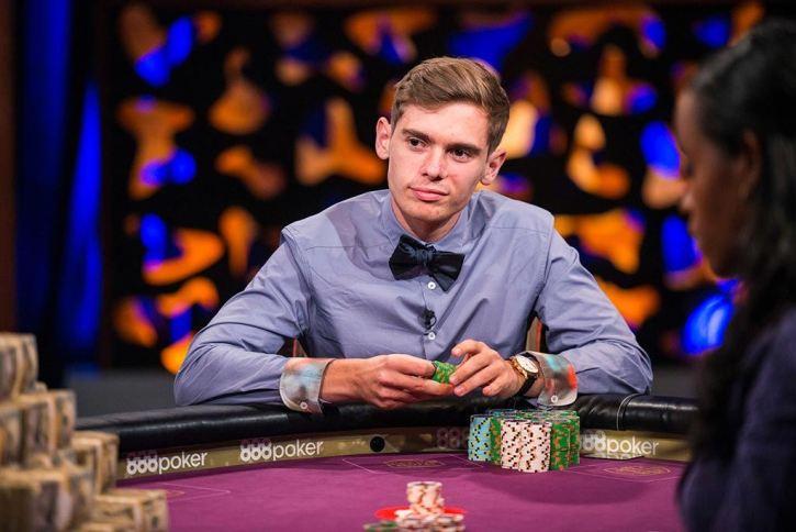 Fedor Holz, uno de los mejores jugadores de poker de la era moderna