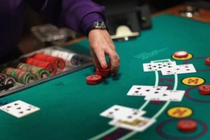 Gambling in legalized casinos