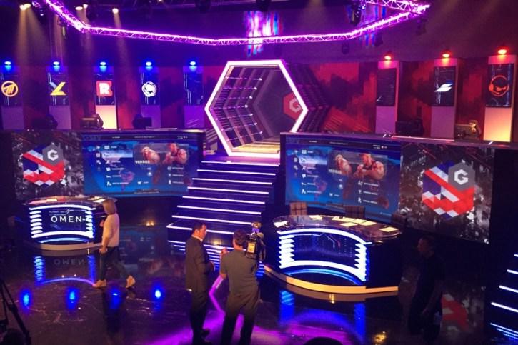 Gfinity Elite Series in the UK
