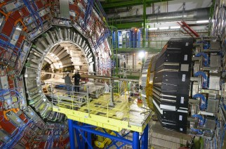 Physicists Bet on Large Hadron Collider