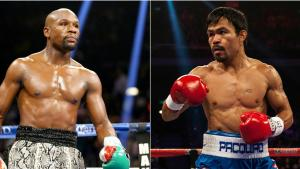 Pacquiao vs Mayweather 2015
