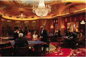 Like all Ritzes, the London version offers gambling, dining, and lodging experiences rivaled by very few other hotels and casinos.