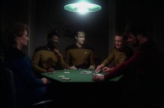 Sci-Fi's Most Memorable Gambling Games