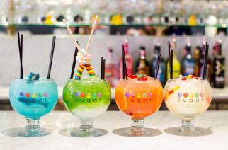 Sugar Factory At Foxwoods Is Serving Cheeseburger Milkshakes