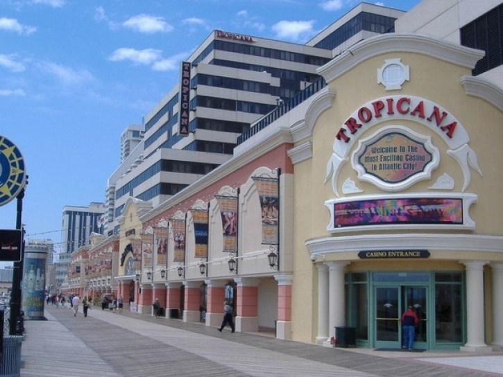 Tropicana casino and hotel resort in Atlantic City