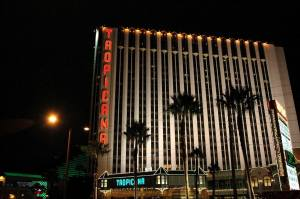 Tropicana used to house an allegedly cursed tiki mask.