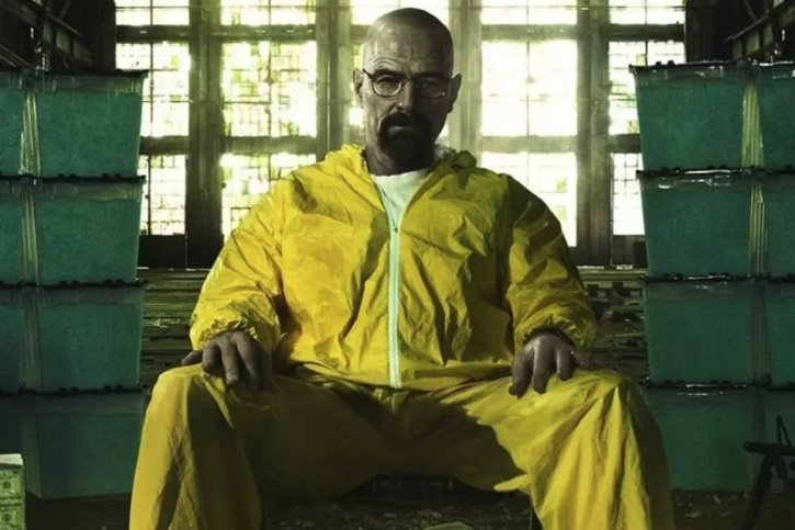 Walter White, the Breaking Bad star who ran a meth lab