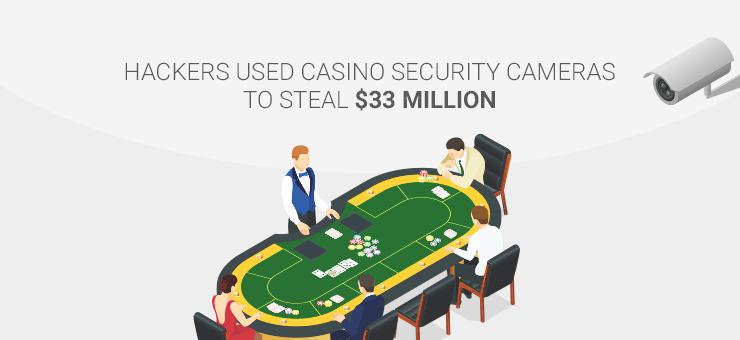 how hackers stole from Australian casino