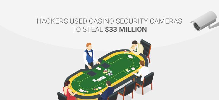 how hackers stole from Australian casino
