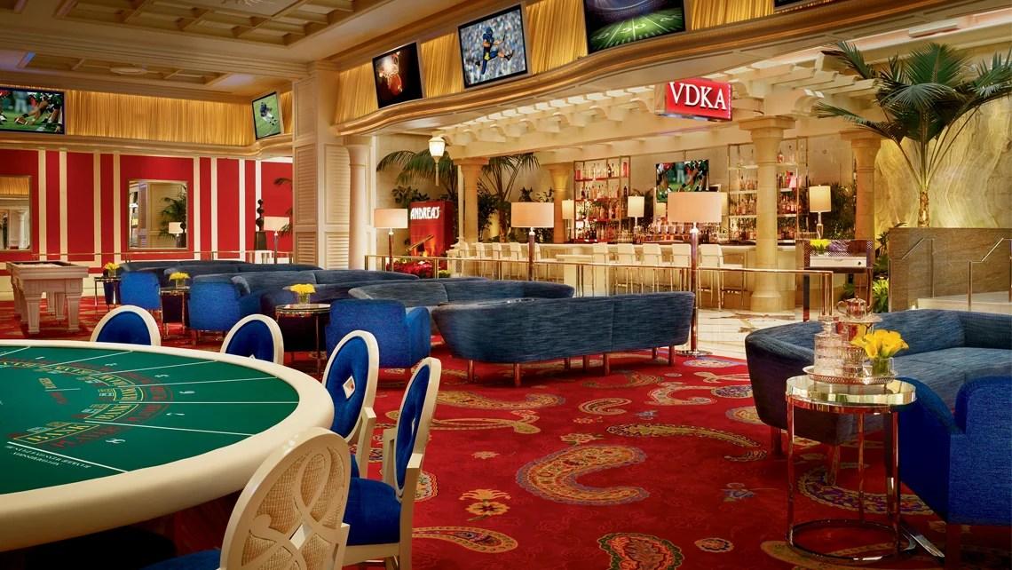 Good Encore Players Lounge Wynn Las Vegas