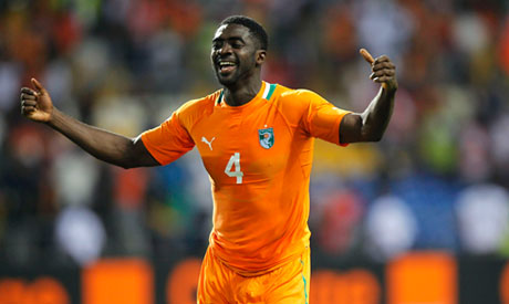 Ivory Coast, Toure brothers, World Cup 2014, Greece