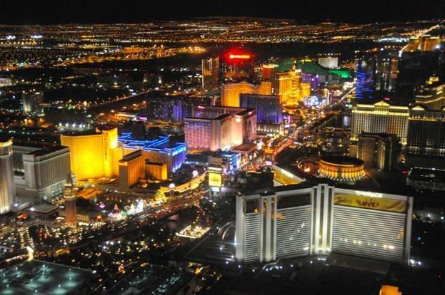 Las Vegas Party 1