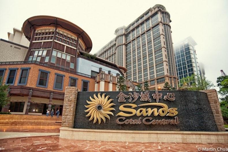 Sands Cotai hotel Macau