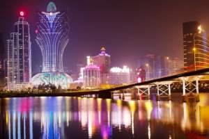The Skyline Of Macau. (Image credit:Bloomberg.com)