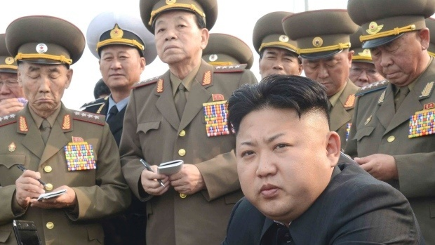 Kim Jong-un (Image credit:cbc.ca)