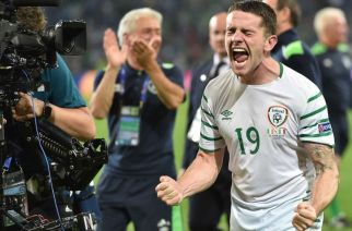 Ireland needed a late goal against Italy to progress. Does their adventure end against France?